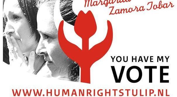 Investigadora de Pro Búsqueda es finalista al premio TULIP de Derechos Humanos 2014